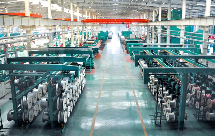 2.4米钢丝绳/分层用途硫化生产线