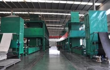 PVC/PVG整芯阻燃输送带生产线